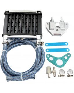 Oil cooler for ATV 110, 125