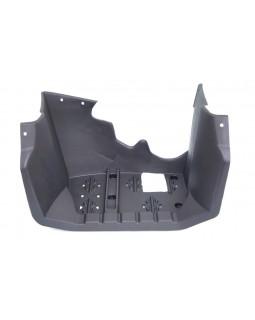 The original right-footrest for ATV BASHAN BS200AU-11