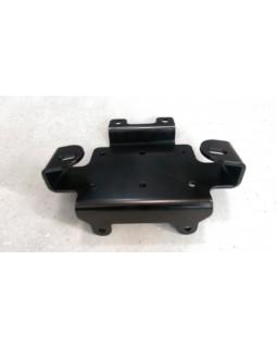 Original winch mounting plate for ATV SYM QUADRAIDER 600