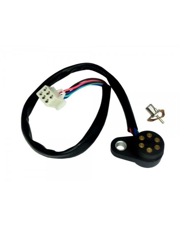 Sensor transmission switching and show gear for ATV BASHAN 250