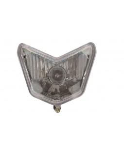 Original front headlight for ATV Bashan 150, 200, 250 ver.G72