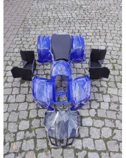 Original plastic kit (body) for ATV 50, 70, 90, 110, 125 version HUMMER
