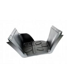 Original right footrest for ATV 110, 125 version L