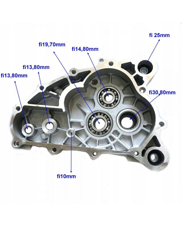 The original cover of the gearbox Assembly for DIABLO FUXIN ATV (FXATV) 150