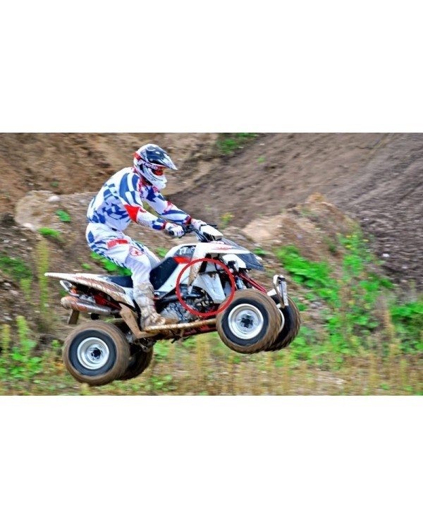 Side protection engine for ATV LUCKY STAR SP 250, 300, 400, 450