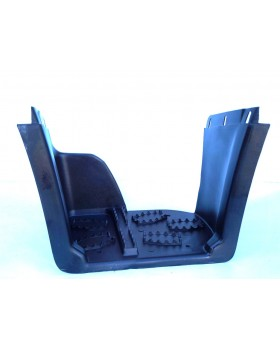 Right driver's footrest for ATV 110, 125 BMW style