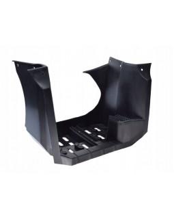 Original left footrest for ATV SHINERAY XY250ST-4B