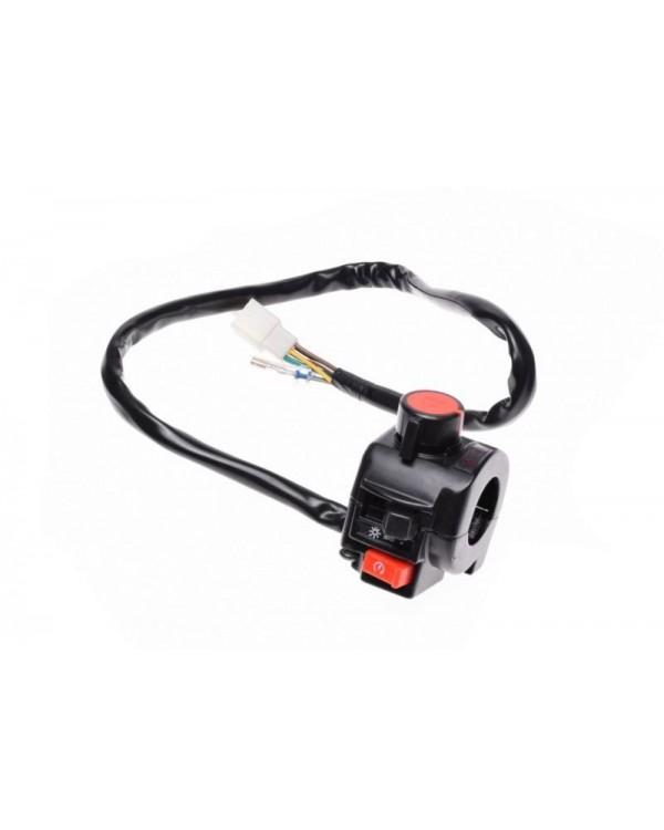 Switch unit right for ATV SHINERAY 300 STE ver.07