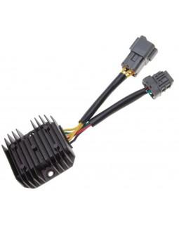 Original voltage regulator for ATV KYMCO 250, 300, 500