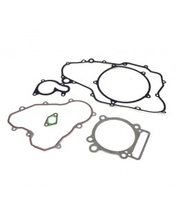 Engine gasket kit for ATV Mikilon 250 with water cooling