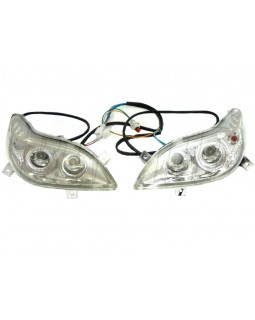 Headlights assy for ATV 50cc, 70cc KID ZIPP