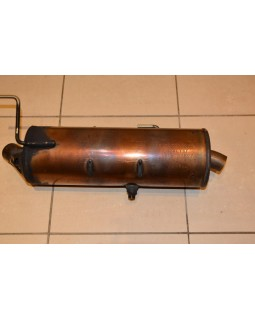 Original brass muffler for ATV BRP Outlander