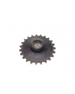 Leading star (front) 23 teeth, 530 chains for shineray 250 ST-9 ATV