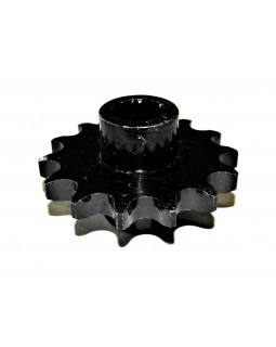 Leading star (front) 14 teeth, 530H chains for Quad 150