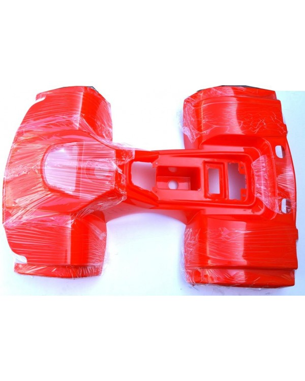 Housing (plastic) for ATV 110, 125 in BMW style