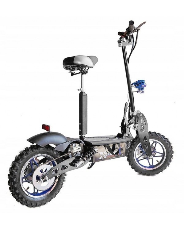 Electric scooter 1000W 36V on wheels 10 inch
