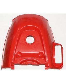 The original protection of the fuel tank (plastic) for ATV KYMCO MXU 500