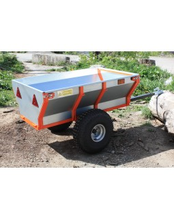Trailer PO-350 for any ATV