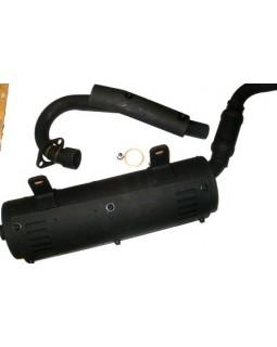 The original muffler Assembly to ATV 200, 250