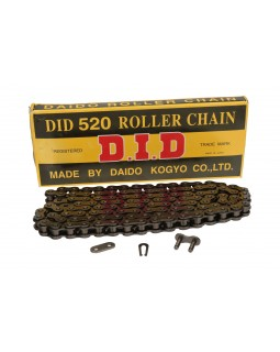 Drive chain for ATV KYMCO MXU, KXR 250 from the company D. I. D