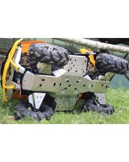 Skid plate for ATV Stels Cheetah 650, 800, 850