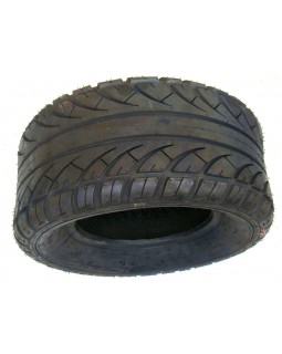 The rear tire size 20X10-10 for ATV 200, 250, 300 highway