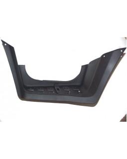 Original left footrest for ATV Kymco MXU 500