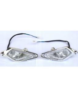 Original front lights for ATV 110, 125 Q Version