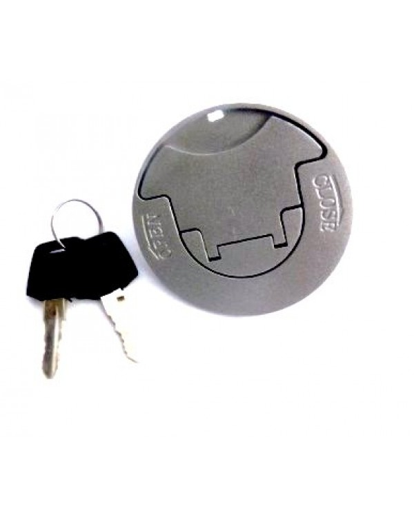 Fuel tank cap with key for ATV Bashan 200cc