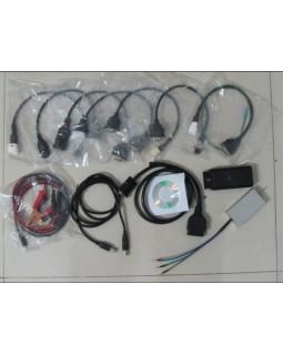 Diagnostic scanner for ATV YAMAHA, SYM, KYMCO, SUZUKI, HTF, PGO