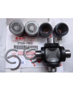 Cross shaft for ATV Suzuki Kingquad 750