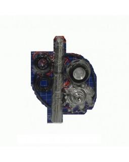 Original water pump repair kit for ATV KYMCO MXU 500