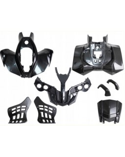 Case (plastic) for ATV 110, 125 BOMBARDIER
