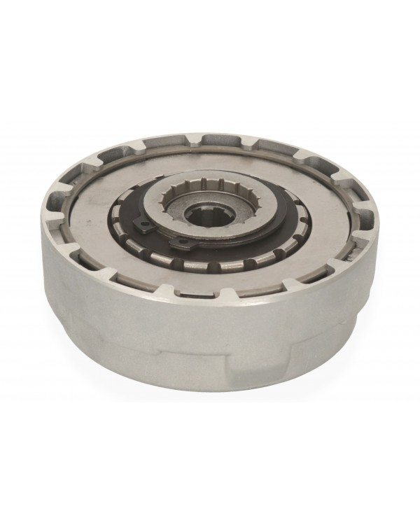 The clutch basket for ATV 50, 70, 90, 110, 125 Assembly
