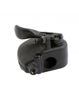 The original throttle lever for ATV BASHAN BS250S-5 with reducer
