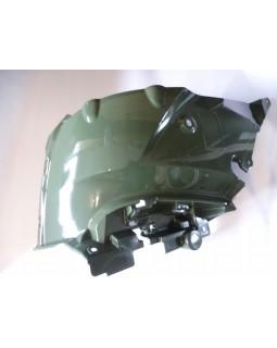 Original rear left mudguard wheel arch for ATV HONDA TRX650, TRX680