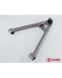 Original front lower arm with ball bearing for ATV KAZUMA Falcon, Coyote, Dingo 150 double-sided