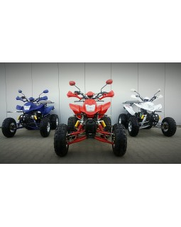 Bashan ATV BS250S-ONE Sports collection tuning AMGroup