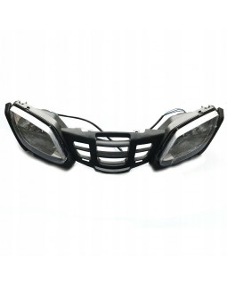 The original grille with the front headlight head light ATV FUXIN 200