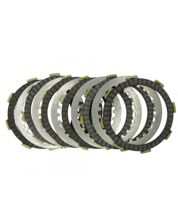 Drives and clutches for ATV KINGWAY 150, 200, 250