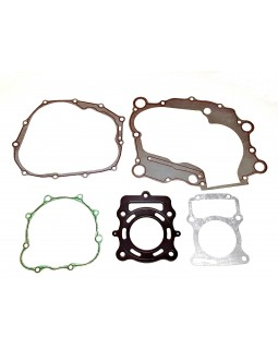 Gasket set for Bashan 250 cc engine with in adanim cooling