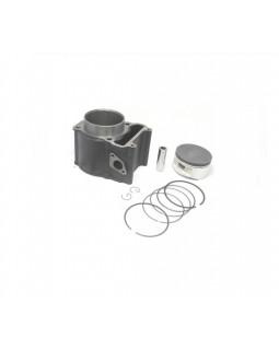 The original set of cylinder-piston group for the ATV LINHAI 400 - 180MQ