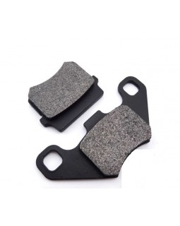Original front brake pads for ATV KAZUMA Falcon, Coyote 90, 100, 150, 250