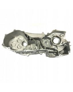 Original crankcase left half for ATV FUXIN 200 CVT