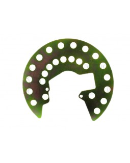 Interior protection brake disc (casing) for UTV HISUN 500, 700, 800