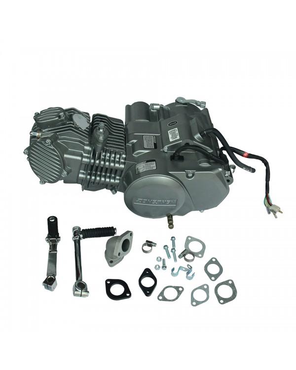 The engine Assembly for ATV 150cc model FDJ-020