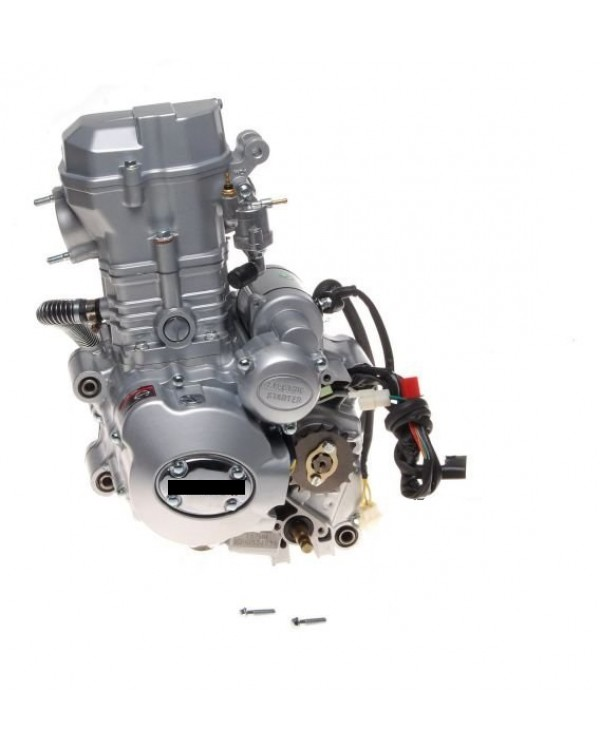 The engine Assembly for 250cc ATV KINGWAY water-cooled
