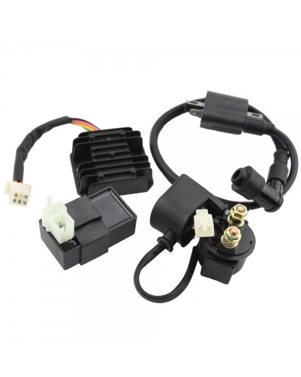 Relay kit, coils, laprimitiva, ATV 150, 200, 250 group 90