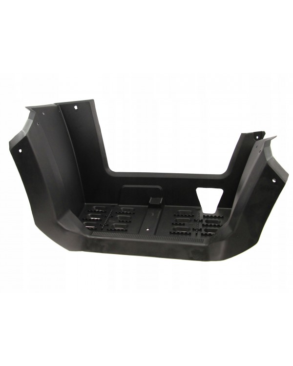 Original right footrest for ATV LINHAI, ALLROAD 300
