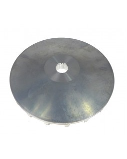 Original front cheek of variator for SYM LANDER 250 ATV, 300
